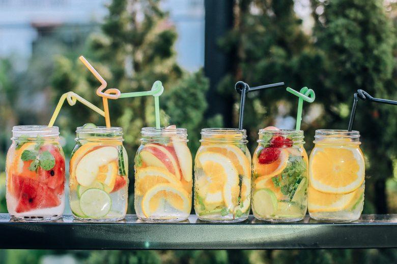 Verkoelende zomerdrankjes Vitstore