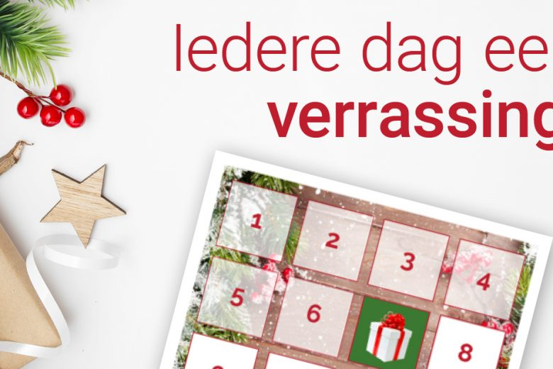 Social Share button Adventskalender 2